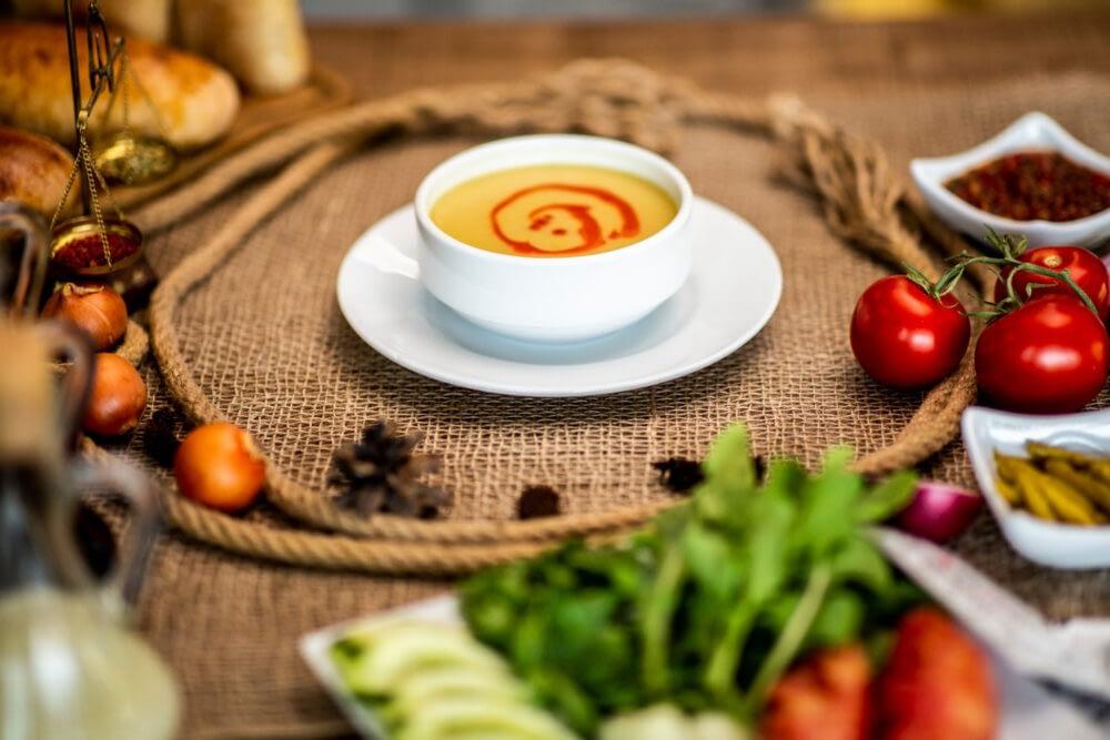 mercimek çorbası pursaklar